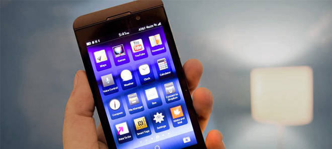 Blackberry 10 Discounted Professional Phone Greetings Special Offer
